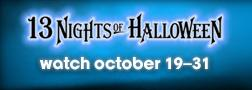 ABC Family's 13 Nights of Halloween Line-Up «